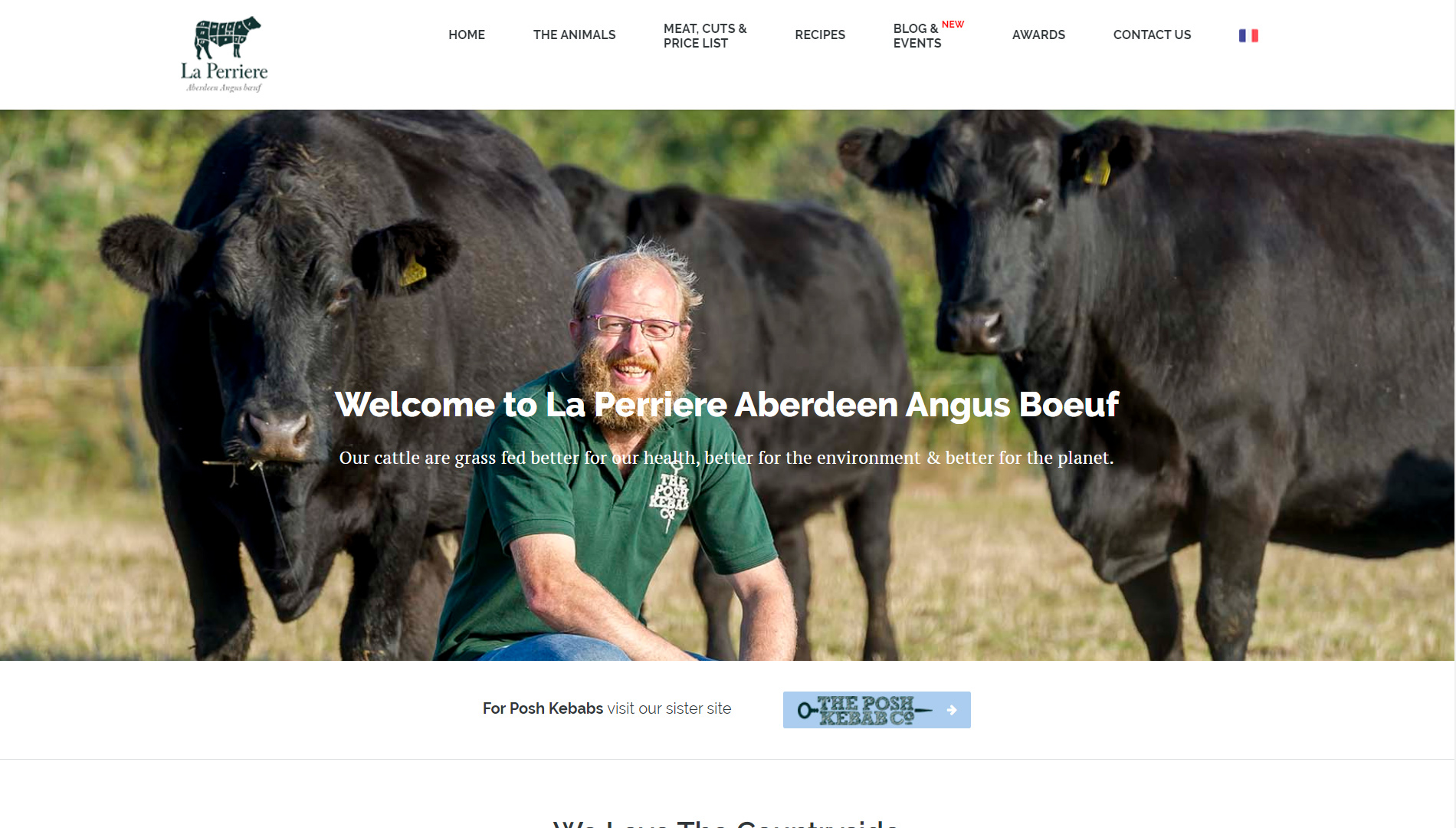 La Perriere Aberdeen Angus Boeuf